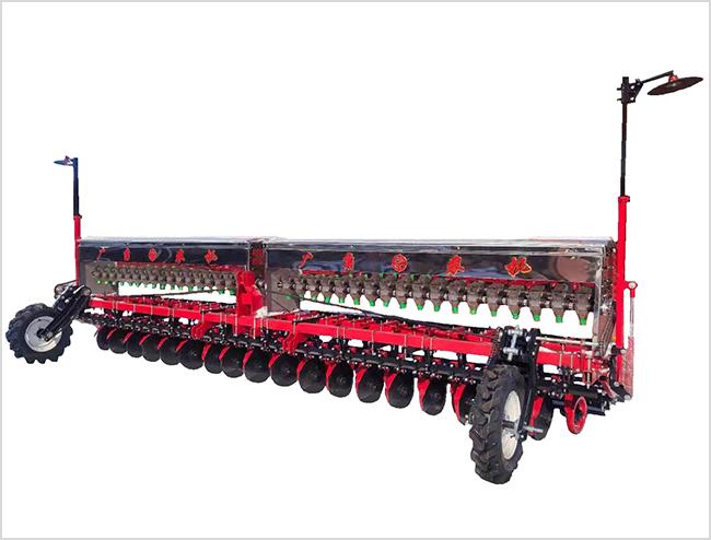 2B-72小麦播种机